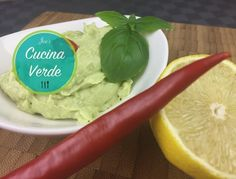 Scharfer Avocado Dip - Rezept von Joes Cucina Verde Ice Cream, Japanese, Ethnic Recipes, Desserts, Food, Dip Recipes, Vegetarian Recipes, Sherbet Ice Cream, Meal
