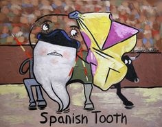 Spanish Tooth
