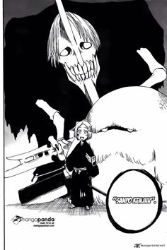 Yachiru's Zanpakto: Sanpo Kenjuu. Bleach 571