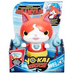 Yo-kai Watch Paws Of Fury Jibanyan Electronic Figure: Amazon.co.uk: Toys & Games
