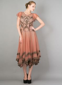 This tulle dress is so lovely! #wardrobeshop #dress