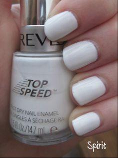 Revlon Top Speed - 410 Charmed | Polish | Pinterest | Tops and Revlon