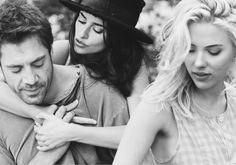 Vicky Cristina Barcelona - Javier Bardem, Scarlett Johansson, Rebecca Hall