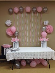 Cute Baby Shower Ideas, Simple Baby Shower, Boho Baby Shower, Diy Shower, Baby Shower Themes, Baby Shower Table Decorations, Baby Shower Desserts, Baby Shower Centerpieces, Baby Shower Parties
