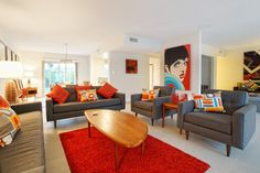 Palm Springs Condo Rental: Newly Remodeled S. Palm Springs Mid-century Modern | HomeAway