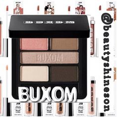 Buxom Color Choreography Palette - Swing Buxom Color Choreography Eyeshadow Palette. A 5 shade palette of vivid, show stopping eye shadows. This palette is versatile & offers a range of finishes from matte to shimmer in alluring shades including a vivid pop of color. It is Free of parabens, sulfates, synthetic fragrances, phthalates, GMOs & triclosan! Brand new w/o box. Never used or swatched. 100% Authentic. No Trades, No PP. Price Firm. Buxom Makeup Eyeshadow