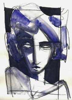 gesto: mulheres azuis - 27