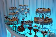 Pastry by Sweet A. at Royal Palace Banquet Hall Glendale CA 818.502.3333.