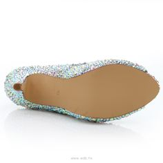 4.5 inch Multicolor Hollowed Leather shoes $49.98