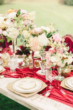Holiday Luxe Inspiration Shoot