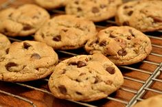 Best-ever Toll House cookies  http://www.culinaryarts360.com/index.php/tips-for-baking-the-best-ever-toll-house-cookies-15172/