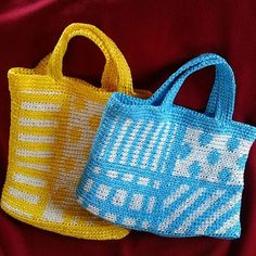 Images about #スズランテープ tag on instagram Macrame Bag, Tapestry Bag, Crochet Purses, Knitted Bags, Purses And Bags, Crochet Bags, Knitting Bags