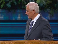 """David Jeremiah's message to the nation...""""""""This time, vote your values, your beliefs, your convictions."""""""