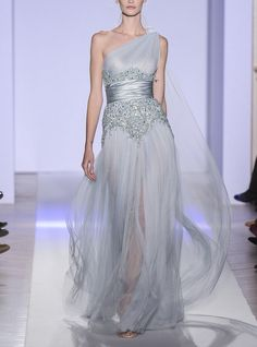 but just barely violet - for goddesses only Zuhair Murad Spring 2013 Couture