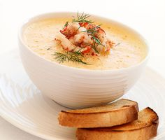Kräftsoppa Soup Recipes, Cooking Recipes, Scandinavian Cottage, Swedish Recipes, Swedish Foods, Fish And Seafood, Main Meals, Soups And Stews, Good Food