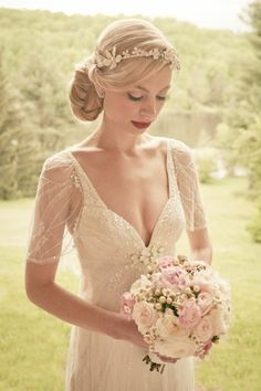 La robe de mariée vintage - les meilleures variantes                                                                                                                                                                                 Plus