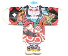 日本の伝統凧手作り凧高級和凧奴凧(やっこ凧)