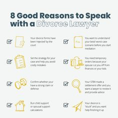 Skip the Divorce Lawyer? Not if You Have One of These 8 Issues | Hello Divorce Divorce Forms, Divorce Agreement, Legal Questions, Financial Analyst, Divorce Lawyers, Child Support, Marriage, How To Plan, Valentines Day Weddings