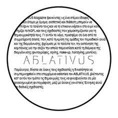 Ablativus17 Fashion Line