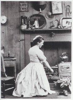 Victorian maid
