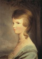 Born in the Blue Room at Mount Vernon in 1777, Martha Parke Custis Peter, known as Patty, was the granddaughter of Martha Washington and the first mistress of Tudor Place.