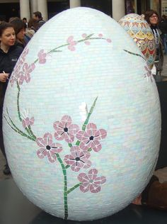 Fabergé Easter egg hunt 2012