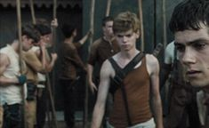 [ THE MAZE RUNNER SHORT IMAGINES] ❝ Great, we're all bloody inspired❞… #fanfiction #Fanfiction #amreading #books #wattpad