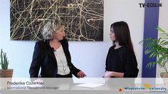 Windesheim Honours College - Interview mit Frederika Cazemier
