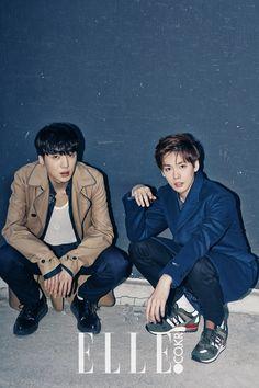 winner: kang seung yoon, kim jinwoo