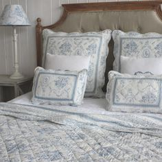 Home Discount Designer Brands - Up to off - BrandAlley Duvet, Bedding, Quilted Bedspreads, White Decor, Discount Designer, Lovely Things, Bed Spreads, Cottages, Linens