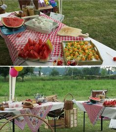 Pippi Longstocking rustic party