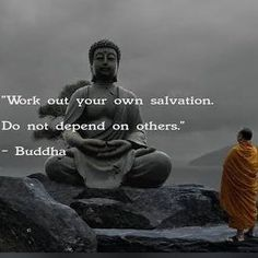 We all have to deal with stress from either work or school. You can't close your eyes to make it go away but you can find peace so you can deal with it. One technique that can offer this is called Zen meditation. Zen meditation is Buddhist Wisdom, Buddhist Quotes, Music Quotes, Life Quotes, Buddha Quote, I Hate My Life, Spiritual Enlightenment, Empowering Quotes, Beautiful Words