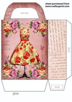 gift box-dress