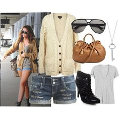 miley cyrus inspired outfits-and-fashion