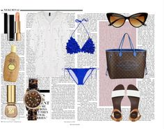 """""""Beach Style"""" by fashionlikeadrug on Polyvore"""
