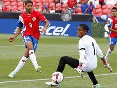 World Cup 2014: Costa Rica striker Alvaro Saborio to miss entire ...