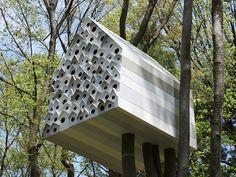 Voyeuristic-78-Bird-Apartment-and-Tree-House-by-Nendo-2
