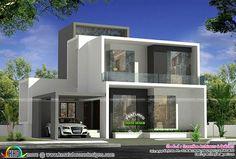 Cute simple contemporary house plan
