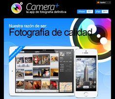 Lee Camera+ ahora dispone de su versión gratuita