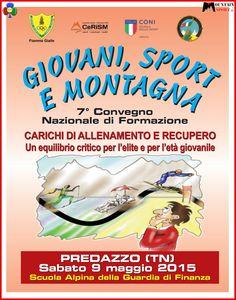 Convegno a Predazzo: Giovani, Sport e Montagna – VII^ edizione