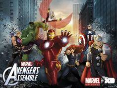 Anime Dizi Tavsiye: Avengers Assemble, Yenilmezler serisini bir çok kişi izlemiştir. Karşımıza Avengers Assemble olarak anime dizisi ile geliyor. Anime Severlere tavsiye...