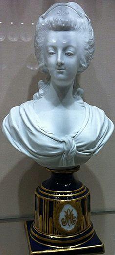 Marie statue in Hofburg