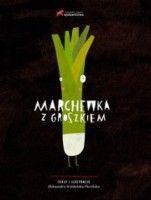 Marchewka z groszkiem - Woldańska-Płocińska Aleksandra