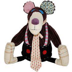 Urso De Pelucia Les Deglingos Ursinho Bebe Boneco Infantil - R$ 130,90 no MercadoLivre