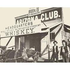 Old Arizona Saloon