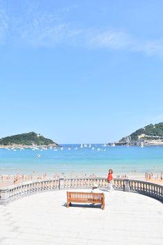 Que faire à San Sebastian pendant la Semana Grande Road Trip Pays Basque, Beautiful Beaches, Most Beautiful, Beach Humor, Beach Activities, San, Explore, Water, Travel