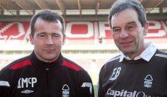 Frank Barlow and Ian McParland