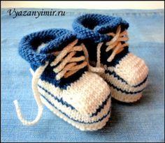 Вязание спицами, вязание для детей, вязание для начинающих | Вязаный мир