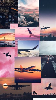Airplane Wallpaper, Aviation Quotes, Airline Pilot, My Happy Place, Infinite, Futuristic, Collages, Planes, Photo Editing