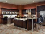 Kitchen, Contemporary & Dynamic, Photo 65 - KraftMaid Photo Gallery